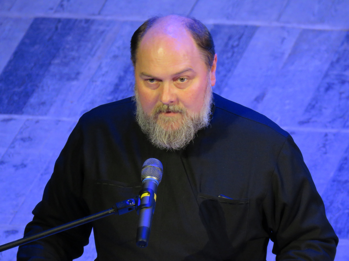 Руководитель отдела образования Симферопольской и Крымской епархии Виталий Сухоребров